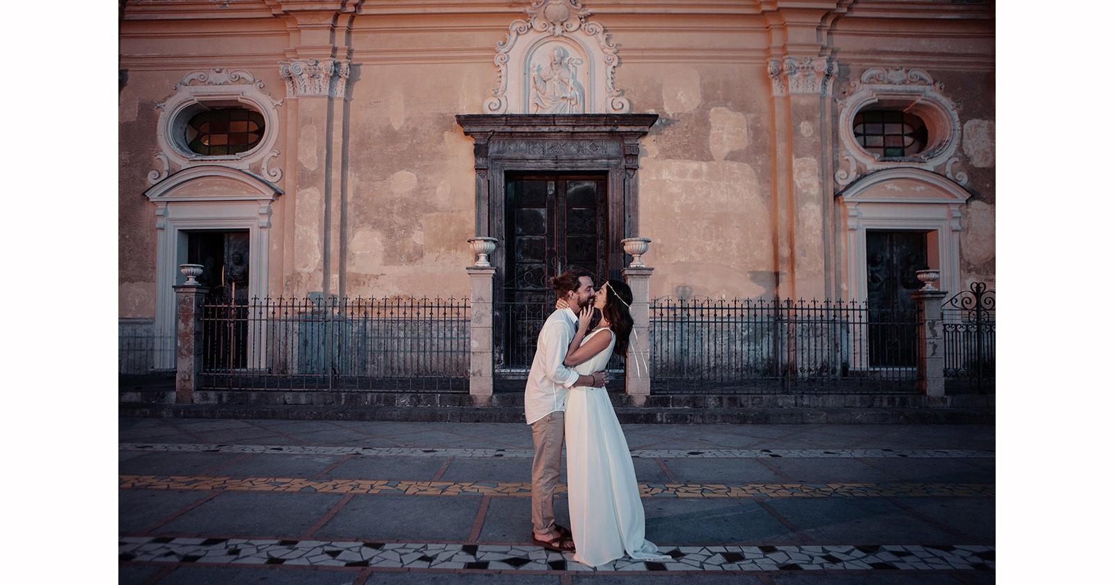 Wedding Elopement Private Villa Praiano Amalfi Coast 066