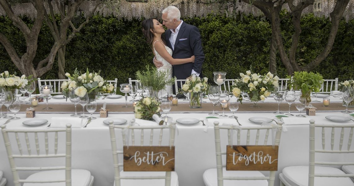 Intimate wedding ravello