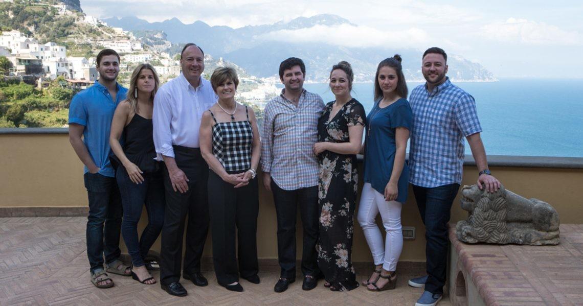 amalfi coast family photos