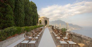 Villa Cimbrone Ceremony