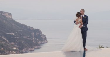 pretty ravello wedding