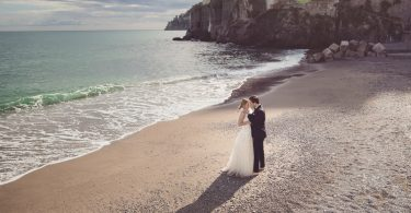 Bridal Portraits - Amalfi Coast